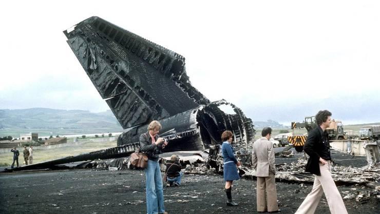 Beim Flughafen in Santa Cruz auf Teneriffa kam es im Juni 1977 zu einer Kollision zwischen einem Jumbo-Jet von KLM und einer Pan-Am Maschine.