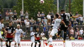 Der FC Aarau startet am 21. Juli gegen auswärts gegen Xamax in die neue Challenge-League-Saison.