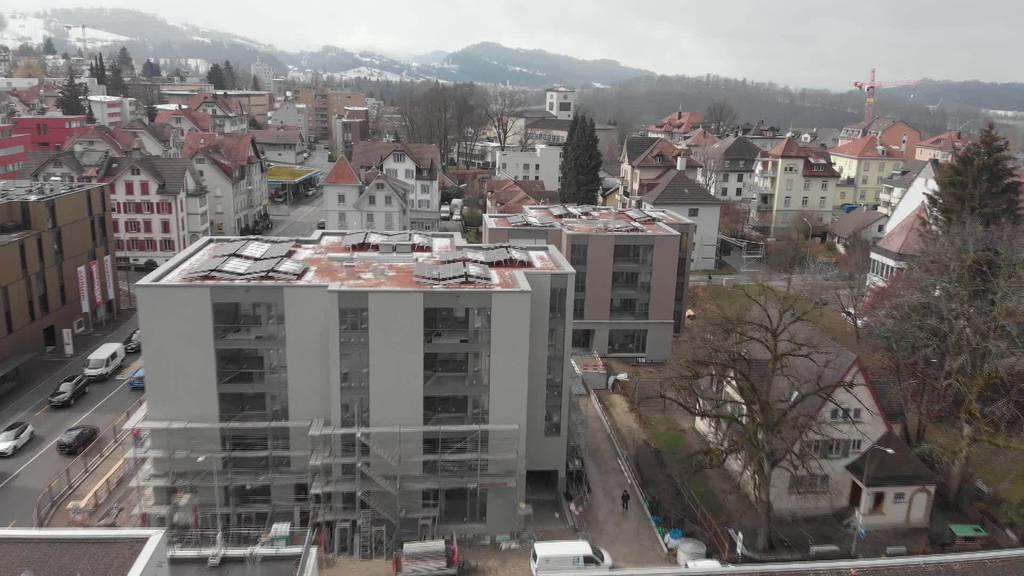 Für Menschen mit Problemen: Broggepark wird bald eröffnet