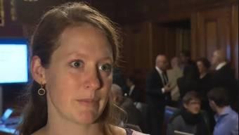 Die Basler Grossrätin Lea Steinle kandidiert für den Nationalrat.