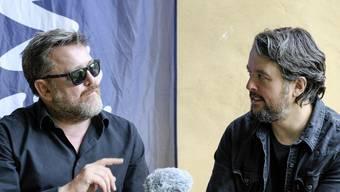 Interview mit der britischen Band Elbow vor ihrem Konzert am Stimmen-Festival in Arlesheim