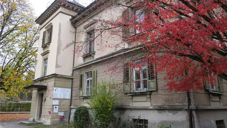 138-jährig: die Villa Clara.
