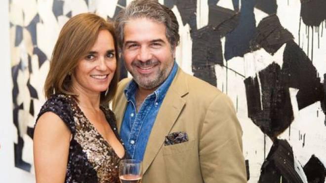Kashya Hildebrand) und mit ihrem möglicherweise neuen Gefährten Ramin Salsali. Foto: Silvia Penniger