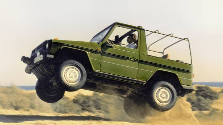 Testfahrt 1979