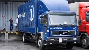 Zoll- und Handelauflagen kommen Logistik- und andere Unternehmen teuer zu stehen. GAETAN BALLY/key