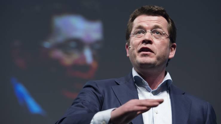 Ex-Minister Freiherr Karl-Theodor zu Guttenberg: «In der Politik bin ich rasend unterwegs gewesen und grandios auf die Schnauze gefallen.»