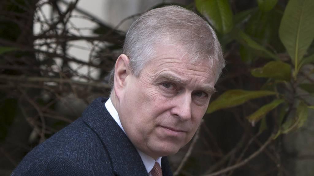 Anwälte von Prinz Andrew erhalten Zugang zu bislang geheimem Dokument