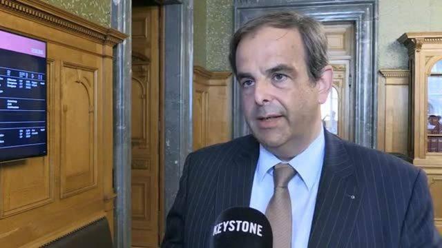 MEI-Debatte: CVP-Präsident Gerhard Pfister zu den geplanten Verschärfungen