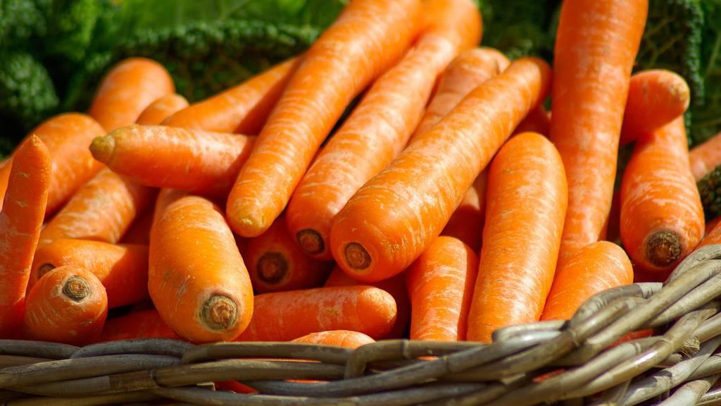 «Rüebli» ist das beliebteste Gemüse