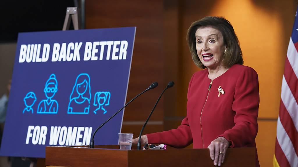 US-Repräsentantenhaus verschiebt Abstimmung über Infrastrukturpaket