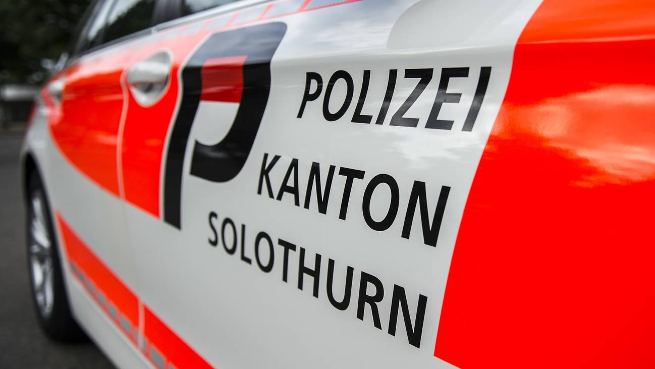 Kantonspolizei Solothurn
