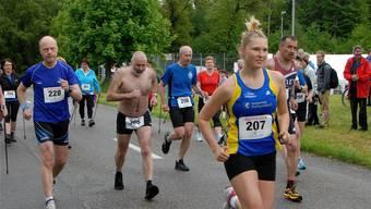 Jedes Jahr nehmen Bewegegungbegeisterte aufs Neue am Johanniterlauf teil.