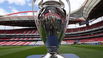 Im Estadio da Luz in Lissabon wird der diesjährige Champions-League-Sieger erkoren