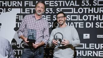 «Soirée de clôture» der 53. Solothurner Filmtage mit den Preisverleihungen