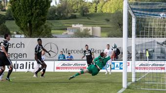 FC Wohlen, Lausanne, Challenge League, Jaus