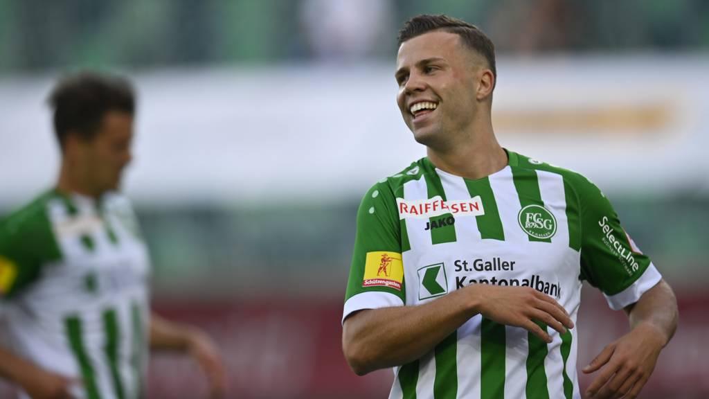 Florian Kamberi und Fabiano Alves verlassen FCSG