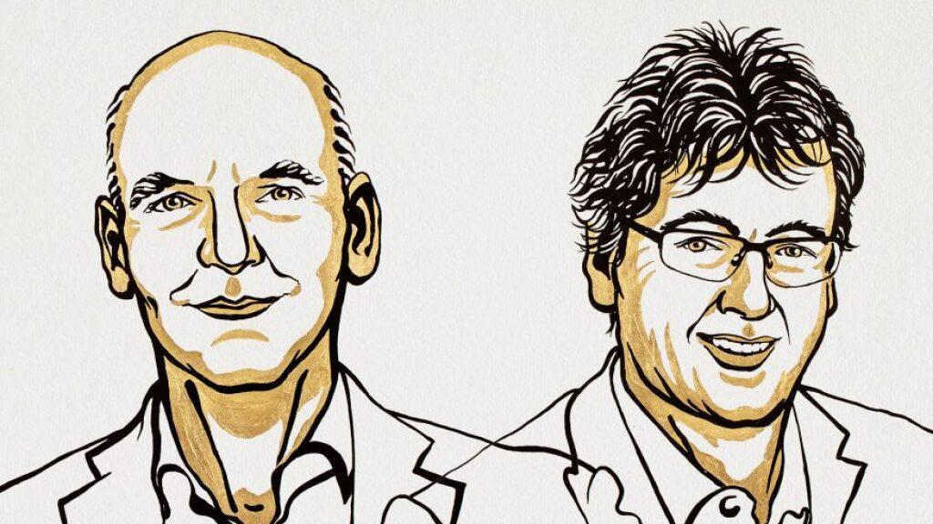 Chemie-Nobelpreis geht an zwei Molekül-Bauer