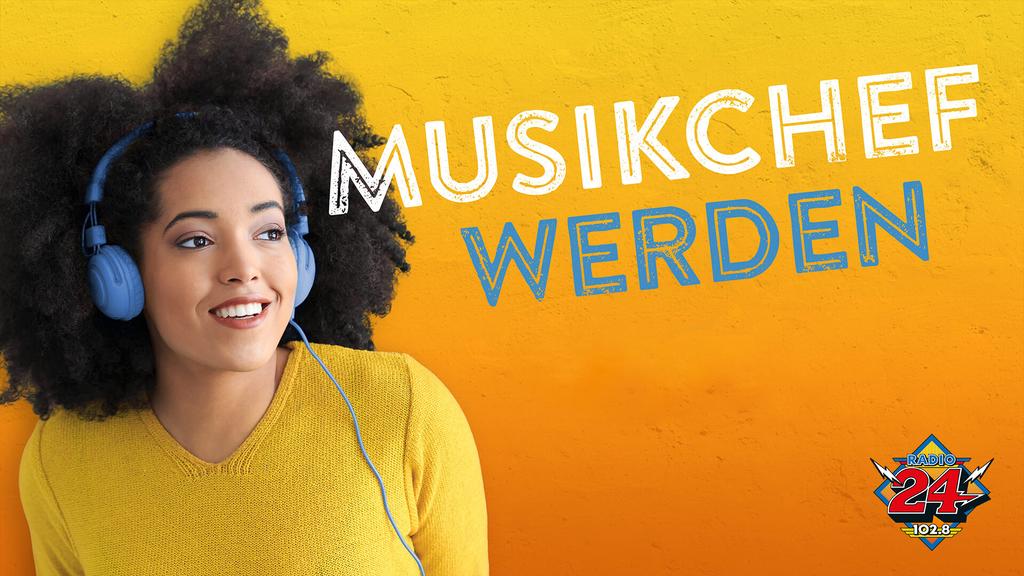 Bestimme das Musikprogramm von Radio 24