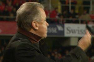 Hitzfeld: «Ich war einfach stinksauer»