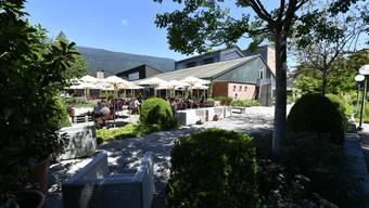 Das Restaurant Parktheater in Grenchen