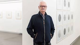 Jean Mauboulès (*1943), der Plastiker ist auch ein fleissiger Zeichner.
