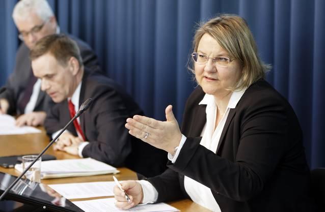 Die Quarantäne-Verfügung von Yvonne Hummel wird die Neuansetzung der Partie Aarau-GC massgeblich beeinflussen.
