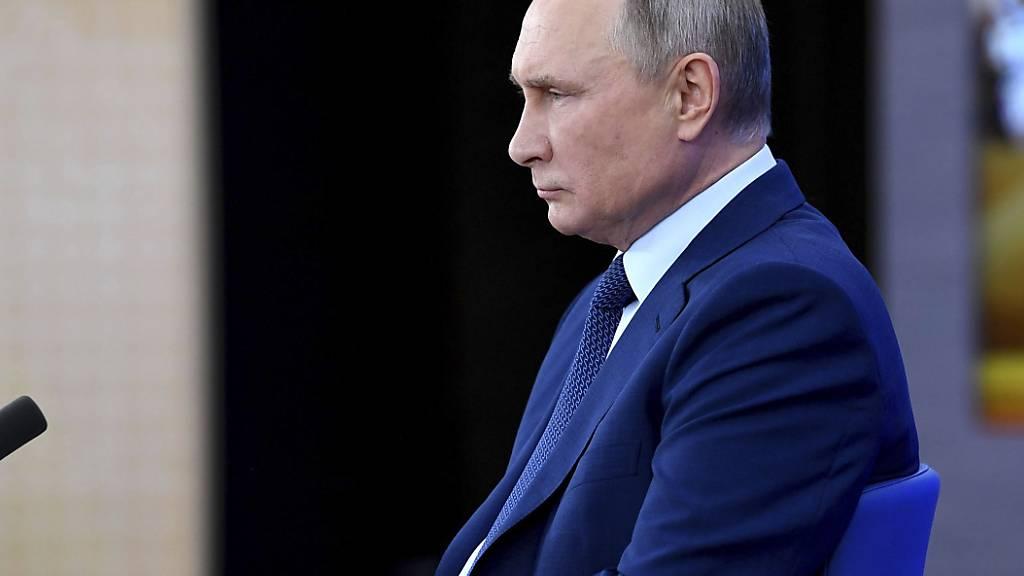 Lebenslange Straffreiheit für Kremlchef Putin