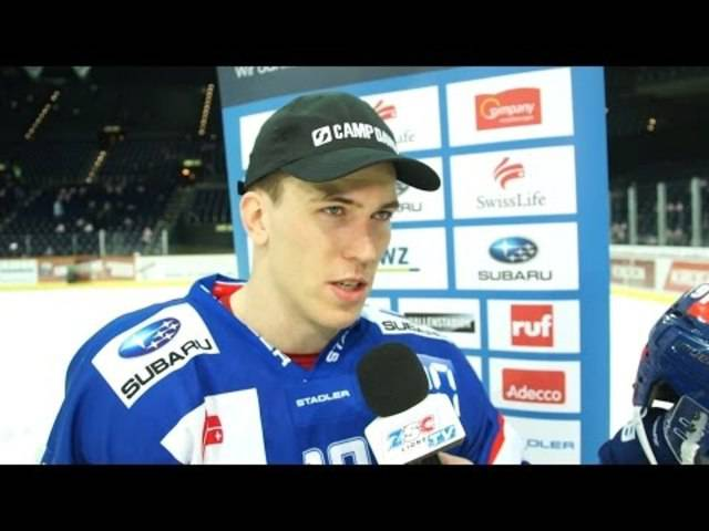 ZSC Lions - SC Bern aus Zürcher Sicht: Alle ZSC-Tore sowie Interviews mit Pius Suter und Reto Schäppi.