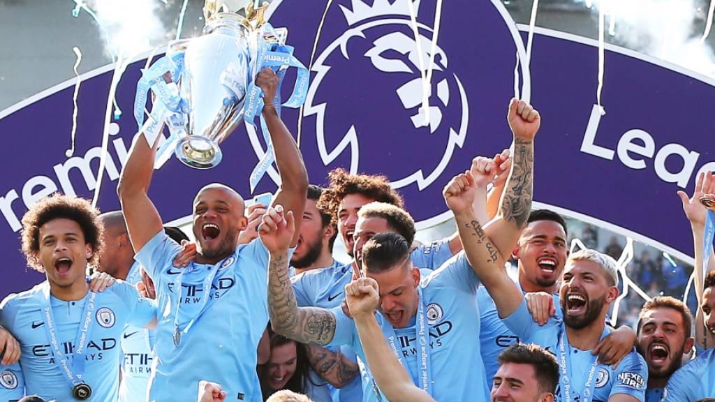 Neue Planspiele für Fortsetzung der Premier-League-Saison
