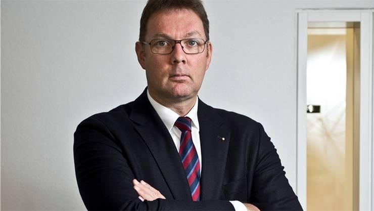 Peter V. Kunz, Professor für Wirtschaftsrecht der Universität Bern