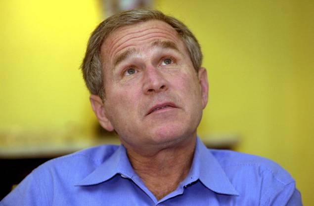 George W- Bush
