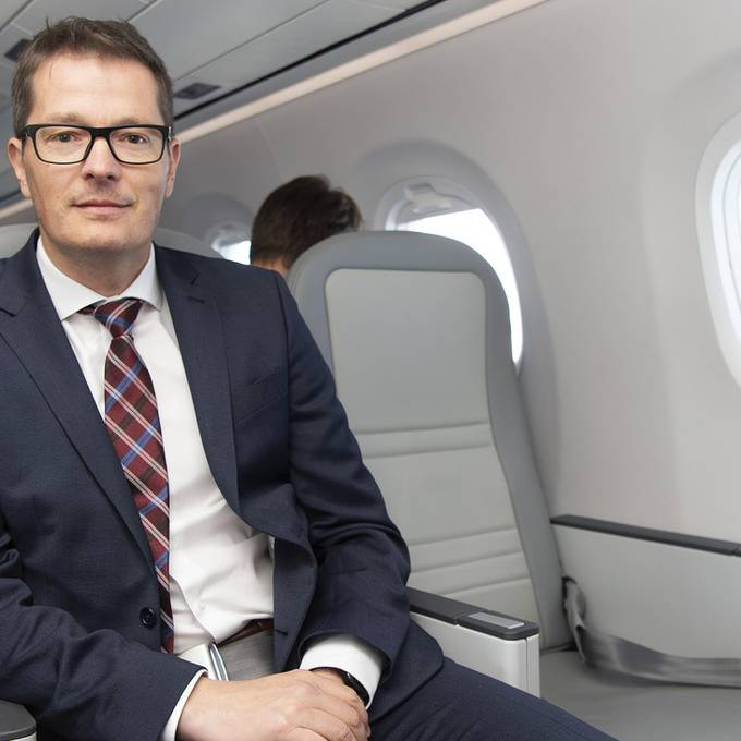 Interview mit Tobias Pogorevc, CEO Helvetic Airways