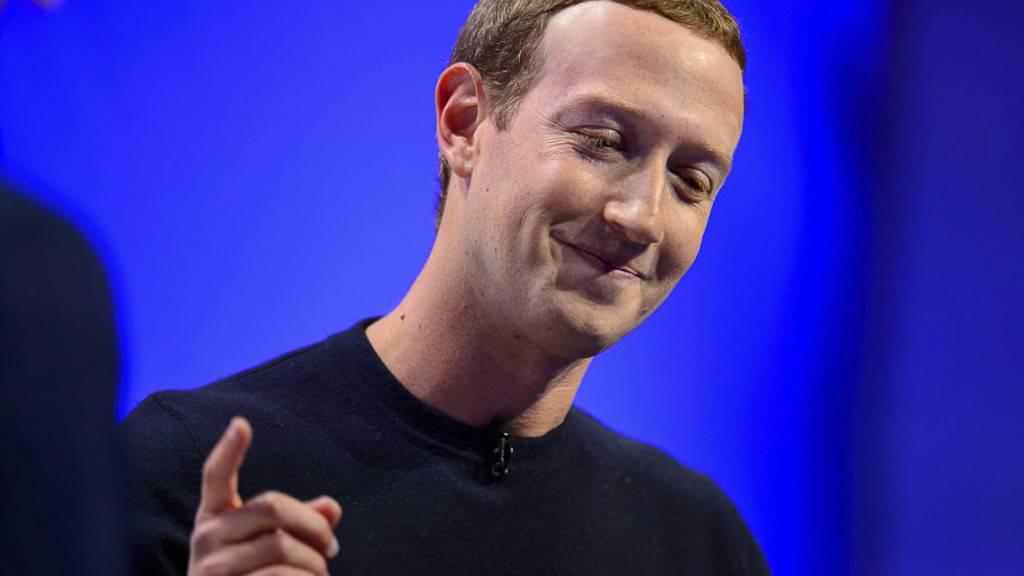 Facebook-Gründer Mark Zuckerberg will aus Facebook eine Plattform für den Online-Handel machen. (Archivbild)