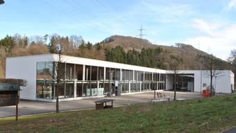 Das ehemalige Oberstufenschulhaus in Mumpf wird zur HPS Fricktal.