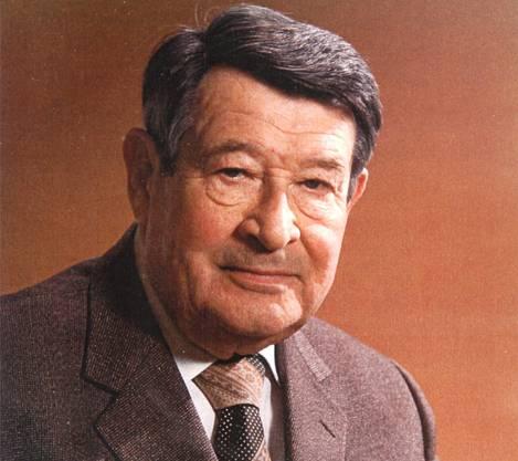 Erfinder Curt Herzstark.