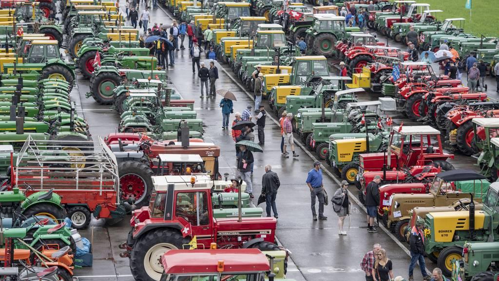 Alles rund um Traktoren: Wie gut kennst du dich aus?