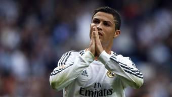 Beleidigt: Superstar Ronaldo kommt nicht nach Zürich
