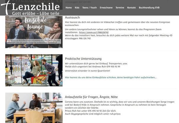 www.lenzchile.ch/corona