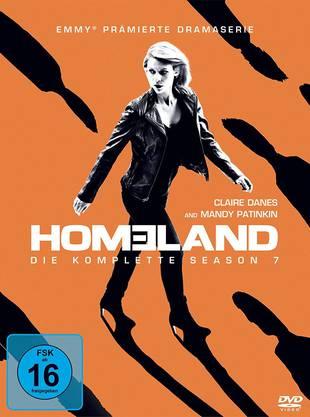 «Homeland»8 laufend auf Amazon, iTunes, Google Play