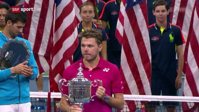Wawrinka gewinnt US-Open