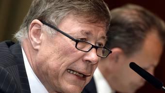 Der langjährige Chef Felix Sulzberger muss Calida verlassen. Nach seinem Abgang als CEO sprach sich die Generalversammlung gegen seinen Verbleib im Verwaltungsrat aus (Archiv).