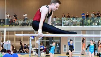 Kantonale Meisterschaften im Einzelgeräteturnen