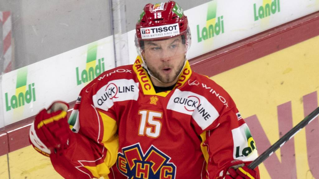 Biel siegt in torreichem Spiel gegen Lugano