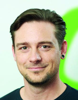 Dominik Ritzmann, Gemeinderat Schlieren (Grüne)
