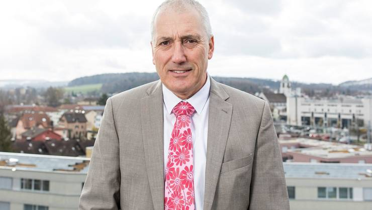 Heinz Illi (EVP) ist seit 2006 Sicherheitsvorstand von Dietikon.