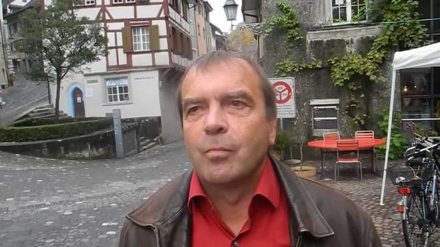 SP-Kandidat Jürg Caflisch tritt nicht mehr zu Stadtratrats-Ersatzwahlen in Baden an