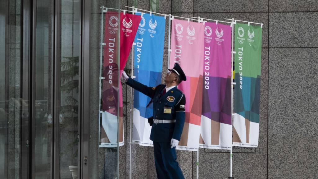 Verschiebung der Olympischen Spiele wird immer wahrscheinlicher