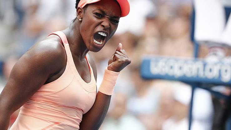 Sloane Stephens steht erstmals seit 2013 wieder in einem Grand-Slam-Halbfinal