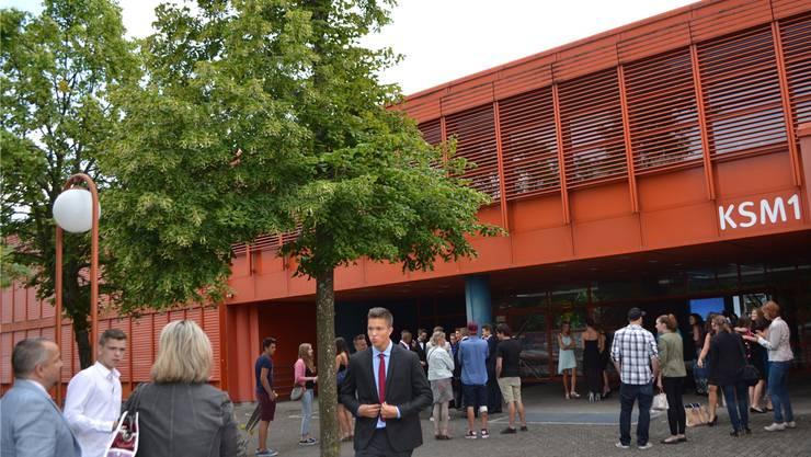 Strukturreform, neues Realschulmodell und Sanierung an der Kreisschule.