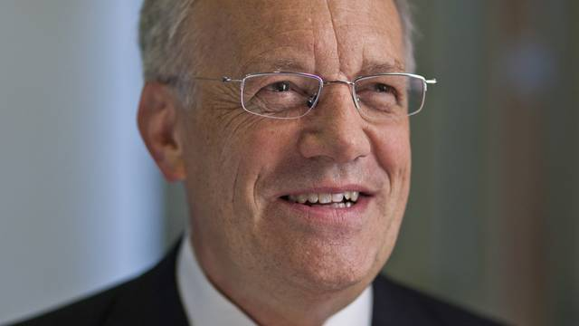 Bundesrat Johann Schneider-Ammann schliesst ein zweites Hilfspaket für die Wirtschaft aus (Archiv)